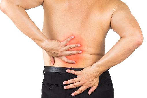 Natural Remedies Back Pain Vertebrae