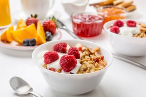 The right type of breakfast to help you lose weight