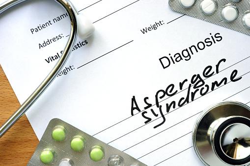 Asperger syndrome, an autism spectrum disorder, raises suicidal thoughts, depression and anxiety risk