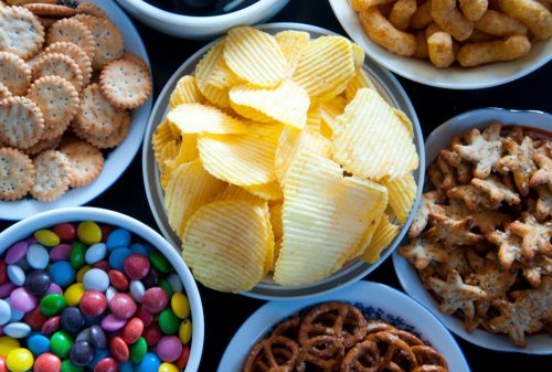 Is junk food to blame for rising obesity?