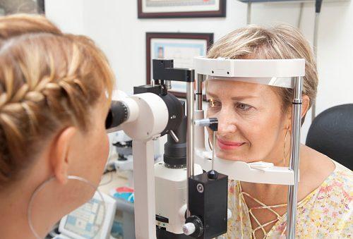 Diabetic retinopathy causes