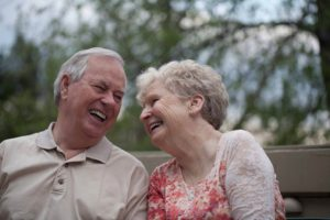Change in humor seen as early sign of dementia