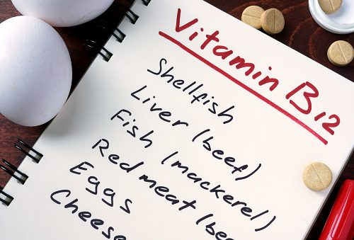 Treat pernicious anemia (Vitamin B-12 deficiency) to avoid nervous system disorders