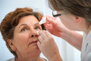 New chemical in eye drops may clear up cataracts