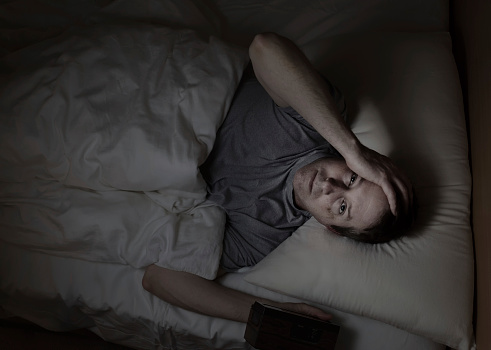 Kidney disease and its effect on sleep