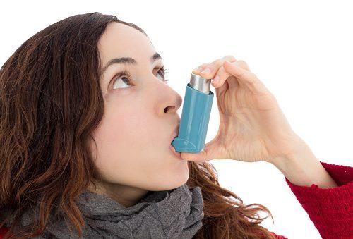 Dyspnea in asthma