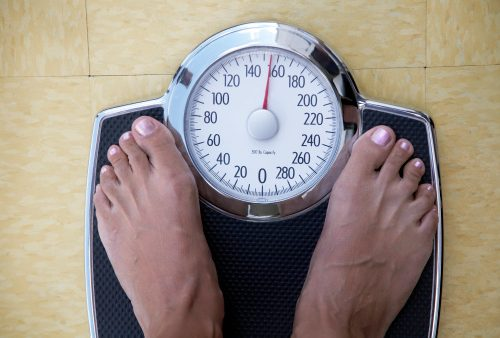 Rapid weight loss may increase the chances of developing gallstones