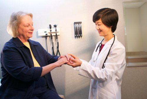 Crohn's disease and arthritis