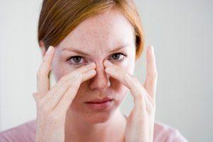 Nasal polyp symptoms