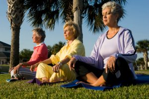 Inflammatory bowel disease patients benefit from mindfulness training
