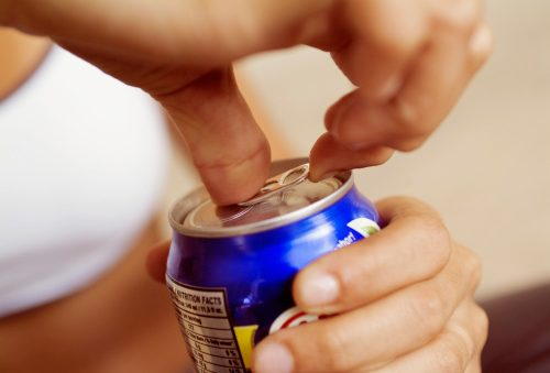 Two or more sweetened beverages daily increases risk of heart failure