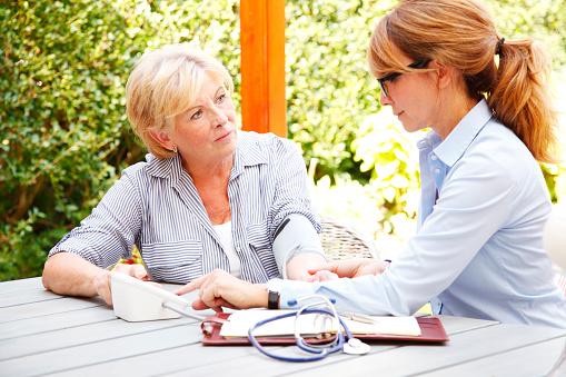 check blood pressure in morning for stroke risk