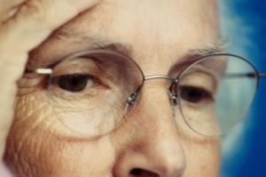 arthritis leading to glaucoma