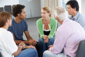 talk therapy benefits schizophrenia, depression and SAD