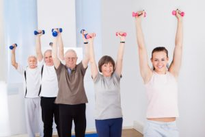 weight lifting to improve brain functioning