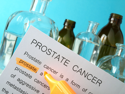 Prostate cancer treatment linked with Alzheimer's disease risk