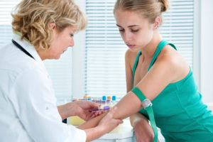 Arthritis risk detected through blood test