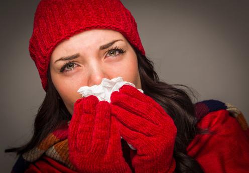 Warmer winter means less illness