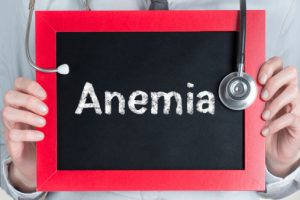 Anemia and cognitive impairment linked