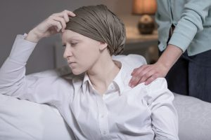 Depressed breast cancer patients have lower survival rates