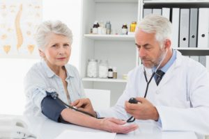 High blood pressure leads to stroke, dementia and cognitive decline