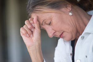 Anxiety, depression and the link to aging in the elderly