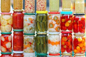Decreased social anxiety among adults who eat fermented foods