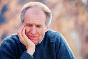 Prostate cancer diagnosis, surgery can cause anxiety, depression in elderly