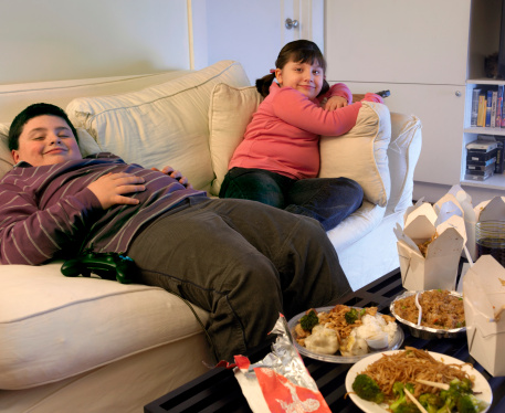 Poorer children have three times the risk of obesity