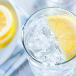 lemon water helps digestion
