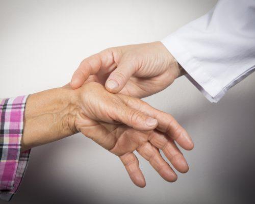 Chronic pain in rheumatoid arthritis