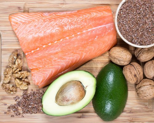 healthy fats helps extend life, reduces heart disease