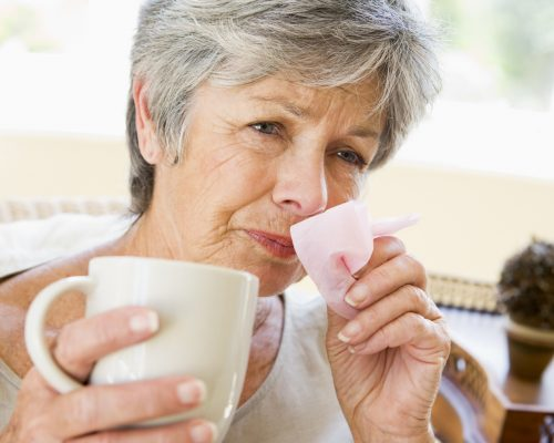 Inflammation due to aging increases risk of pneumonia in seniors