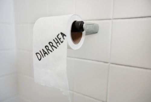 Prevent severe diarrhea by controlling levels of specific gut bacteria
