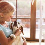 Sleeping with a pet may improve sleep
