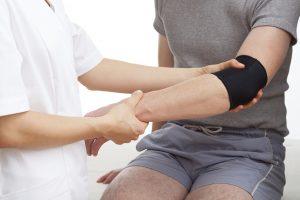 Tennis elbow (lateral epicondylitis) treatment, tendon stimulation key to repair