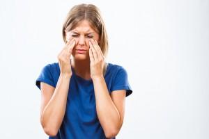 Sinusitis vertigo and dizziness, a complication of sinus infection
