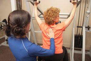 exercise improves back pain