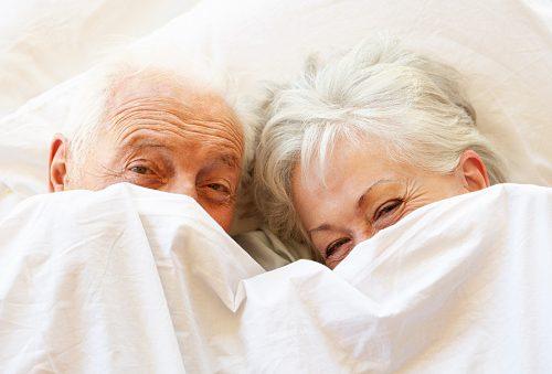 health benefit of intimacy