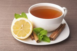 drinking tea improve heart health