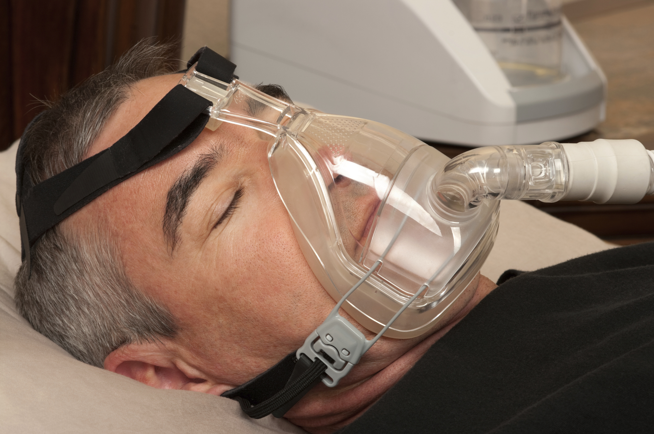 GERD and Barrett's esophagus patients have obstructive sleep apnea, poor sleep quality