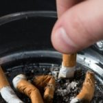Stop depression after heart attack by quitting smoking