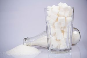 reducing sugar in beverages