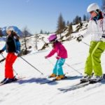 safe while skiing and performing winter activities