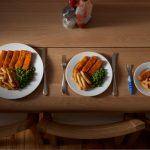 smaller plates leads to less food consumed