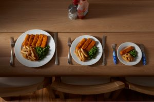 smaller plates for weight loss