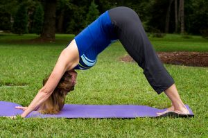 yoga positions increase eye pressure