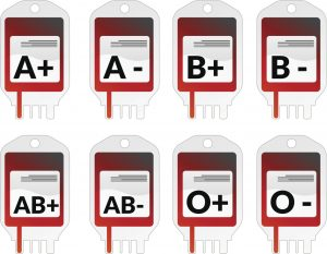 Dementia, memory loss risk increases in people with blood type AB