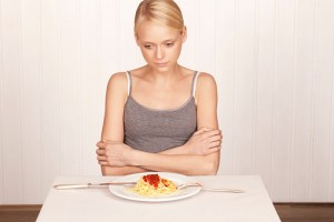 gut bacteria eating disorder