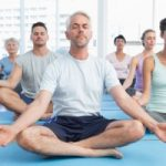Yoga benefits men prostate cancer